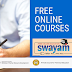 Constitutional Law -  Free online course on Swayam - Enrollment End Date 13/02/2019