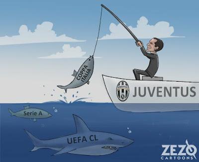 La Juventus busca el triplete