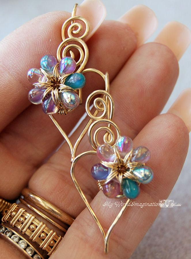 de Cor's Handmades - Malaysia Handmade Jewelry: Wire ...