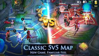 Mobile Legends : Bang Bang MOD v1.1.38.1252 APK Terbaru 2016 1