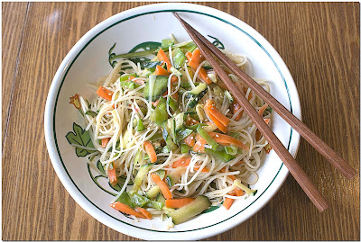 Asian Cellophane Noodle Salad