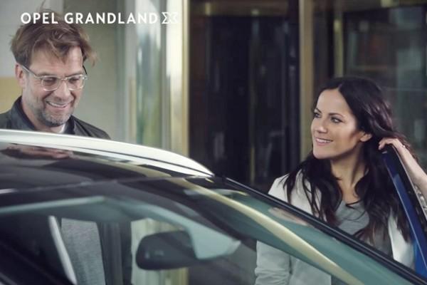 Canzone Opel Pubblicità Grandland X Con Jurgen Klopp E Bettina Zimmermann, Spot Maggio 2018