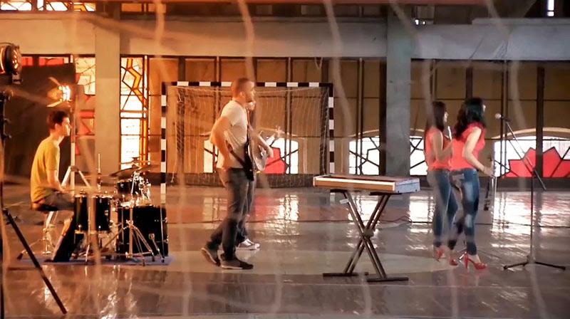 Tanmy y Pura cepa - ¨Buenos amigos¨ - Videoclip - Dirección: Marcos Louit - Alejandro Ramírez. Portal Del Vídeo Clip Cubano - 05