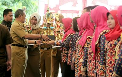 Pemprov Lampung Bantu 1.600 Perawat dan Sertifikasi 85 Puskesmas