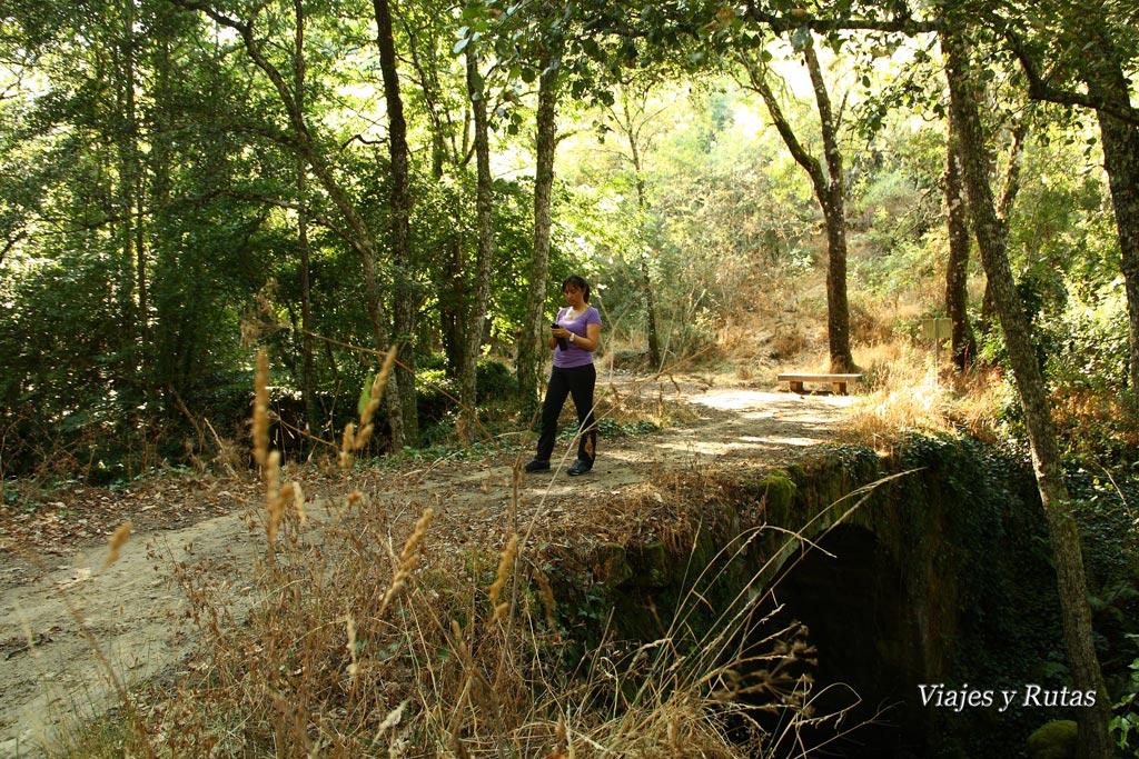Ruta del Agua, Mogarraz