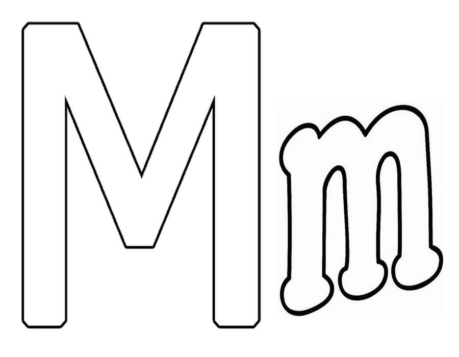 letra m alfabeto exercÍcios atividades atividades e desenhos