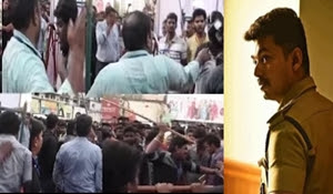 We will not Support Theri Movie-Says Vijay Fans!