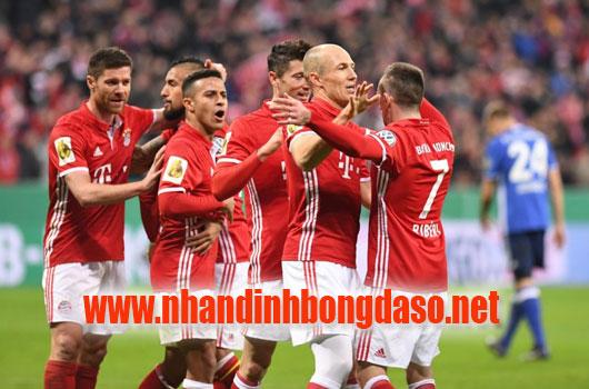 Soi kèo bóng đá Kickers Offenbach vs Bayern Munich www.nhandinhbongdaso.net