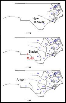 Burlingham Rudd ~Town of Holt, County of Norfolk, England