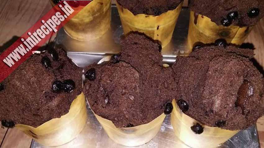 Resep Brownies Kukus Cup