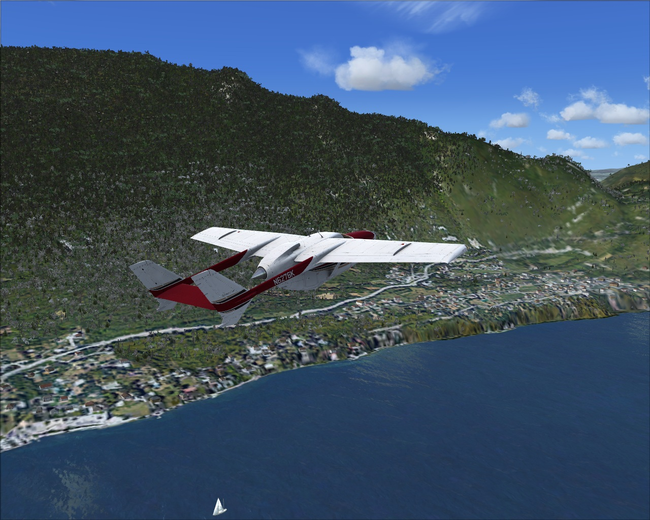The Alpes Fsx