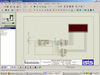 Simulasi Mikrokontroler dengan Proteus 7