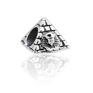 Berloque de Pirâmide