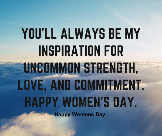 International Women S Day Quotes: International Women's Day Images With Quotes