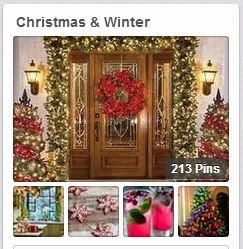 Avente Tile's Christmas and Winter Pinterest board