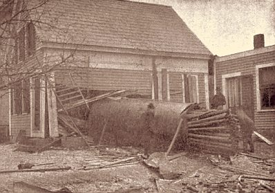 Aftermath: The Grover Shoe Factory disaster, Brockton MA 1905