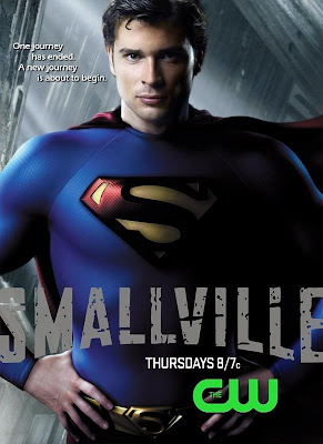 Capitolul Final Al Tanarului Superman Din SmallVille