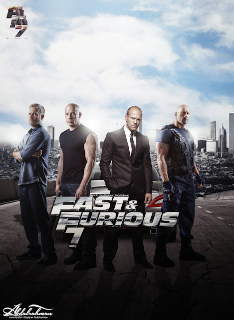 Download Fast and Furious 7 (2015) Bluray Subtitle Indonesia