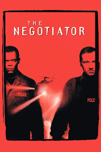 The Negotiator Poster