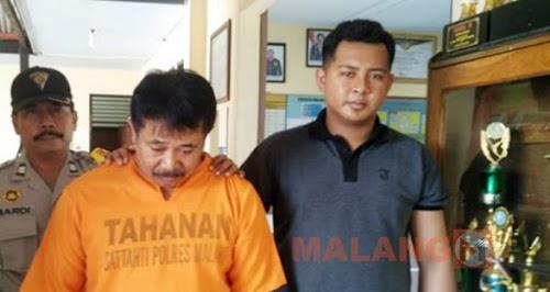 Terekam CCTV, Pencuri Helm di Kampus Tertangkap Polisi