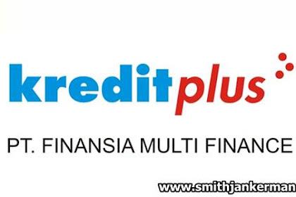 Lowongan Kerja Pekanbaru : PT. Finansia Multi Finance (Kredit Plus) Januari 2018