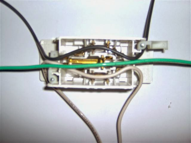 Mobile Home Electrical Receptacle Outlet Wiring Picture