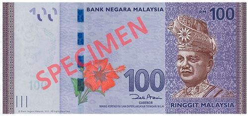 100 Ringgit