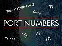Port-port penting pada jaringan untuk menjawab pertanyaan port berapa
