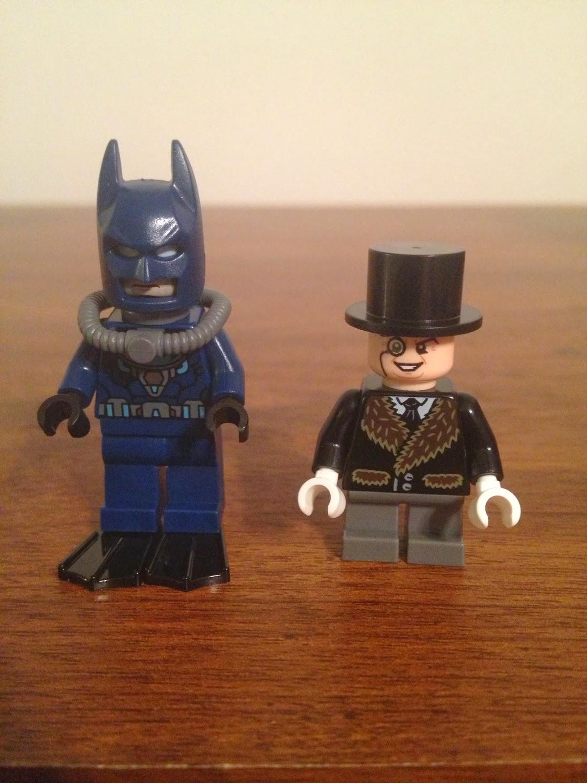 The Galaxy Junkyard: Review: LEGO Batman: The Penguin Face Off
