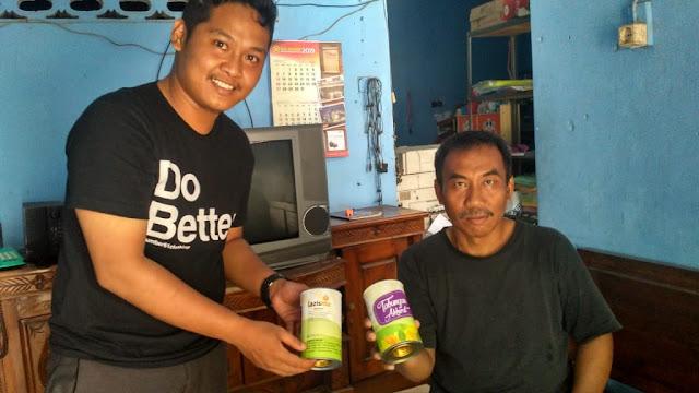 KLL Kencong sebar kaleng infaq untuk donatur