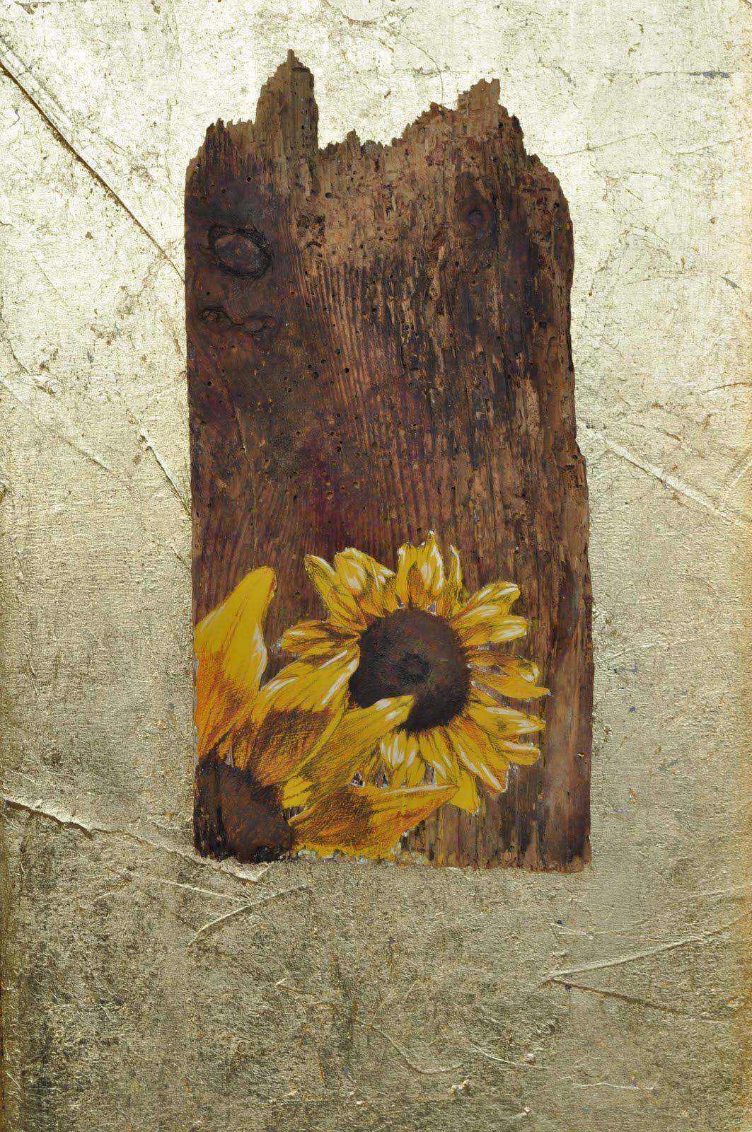 Preferenza Dipinti su legno antichi – Modificare una pelliccia ID16