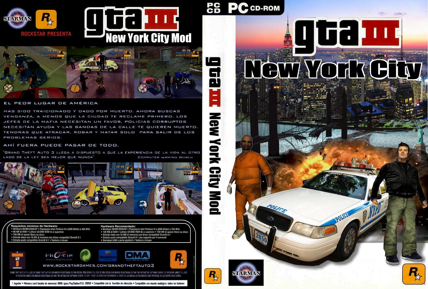 Gta 3 new york city edition 2011   Free Games