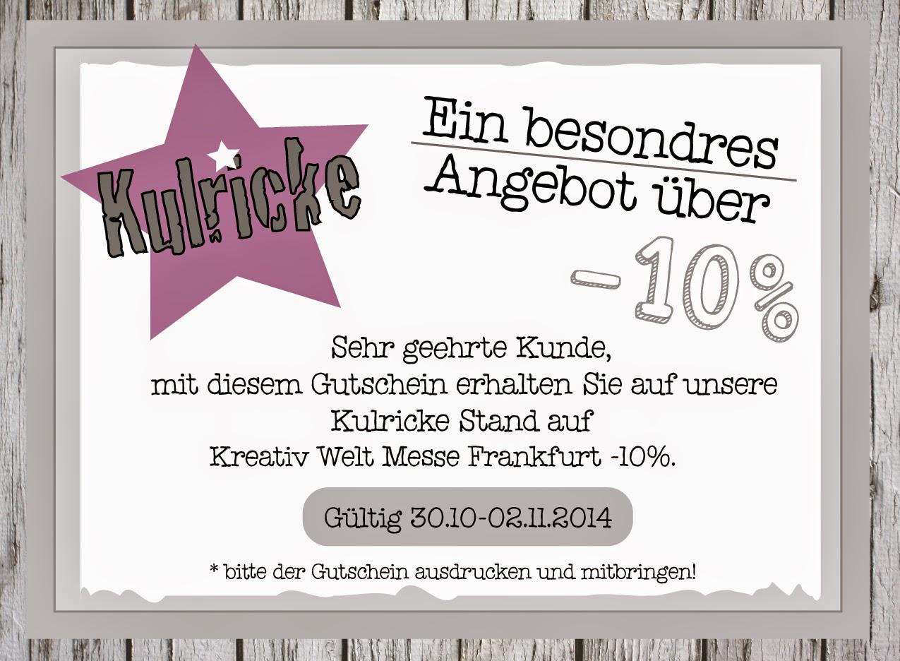 kulricke dies and clearstamps kreativ welt messe frankfurt 10. Black Bedroom Furniture Sets. Home Design Ideas