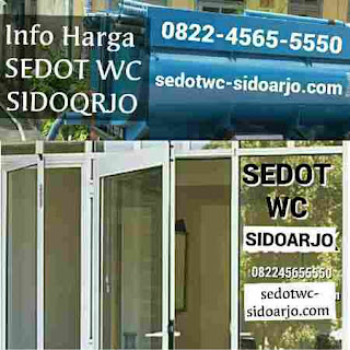 Info Biaya Jasa Sedot WC Sidoarjo