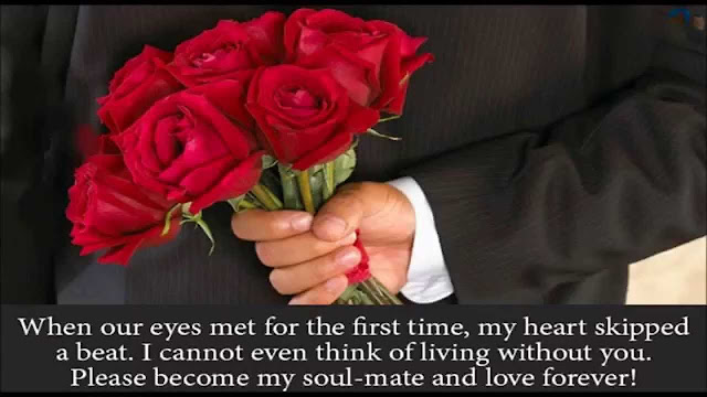 propose day romantic message