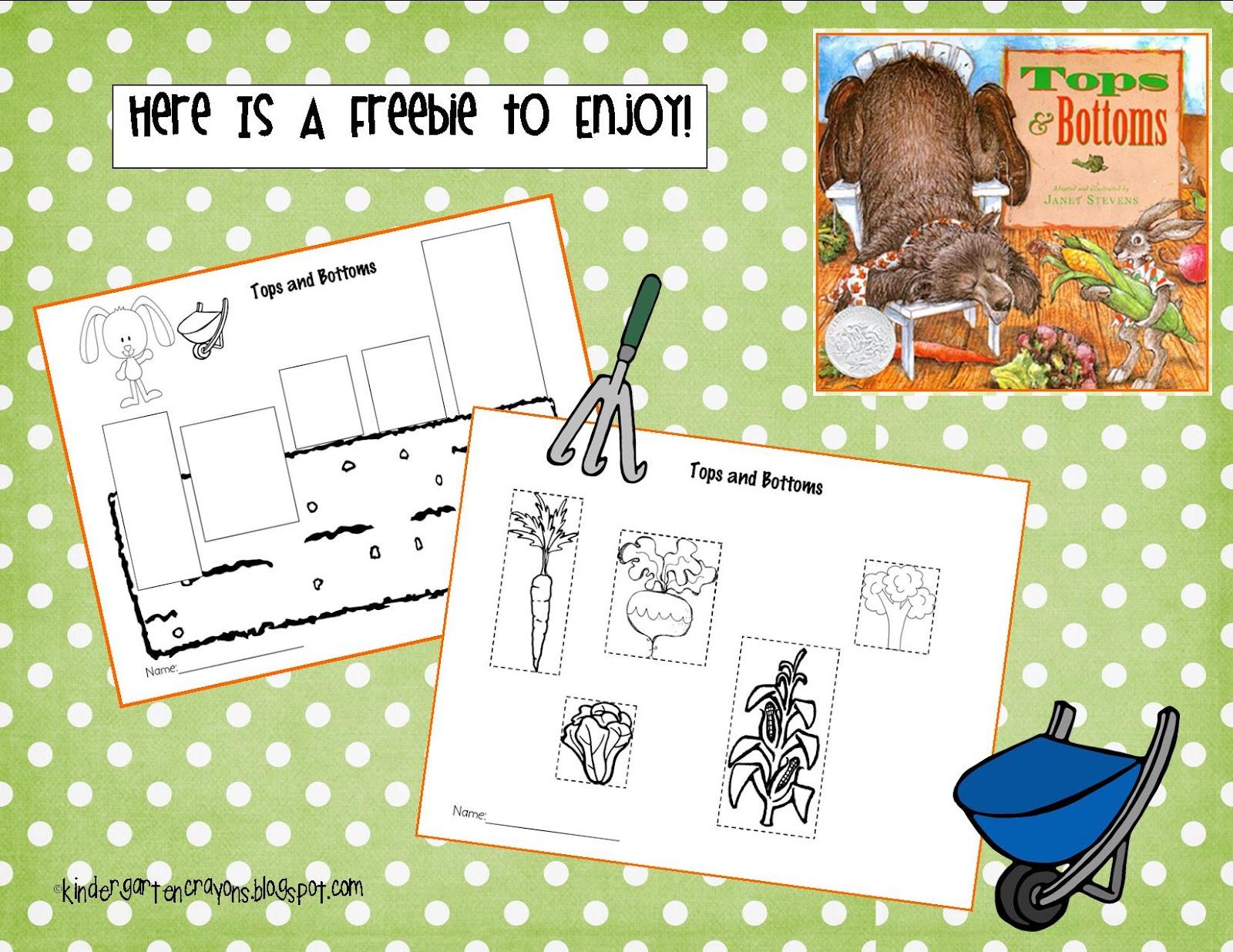 Kindergarten Crayons It S A Done Deal Eebie For Tops