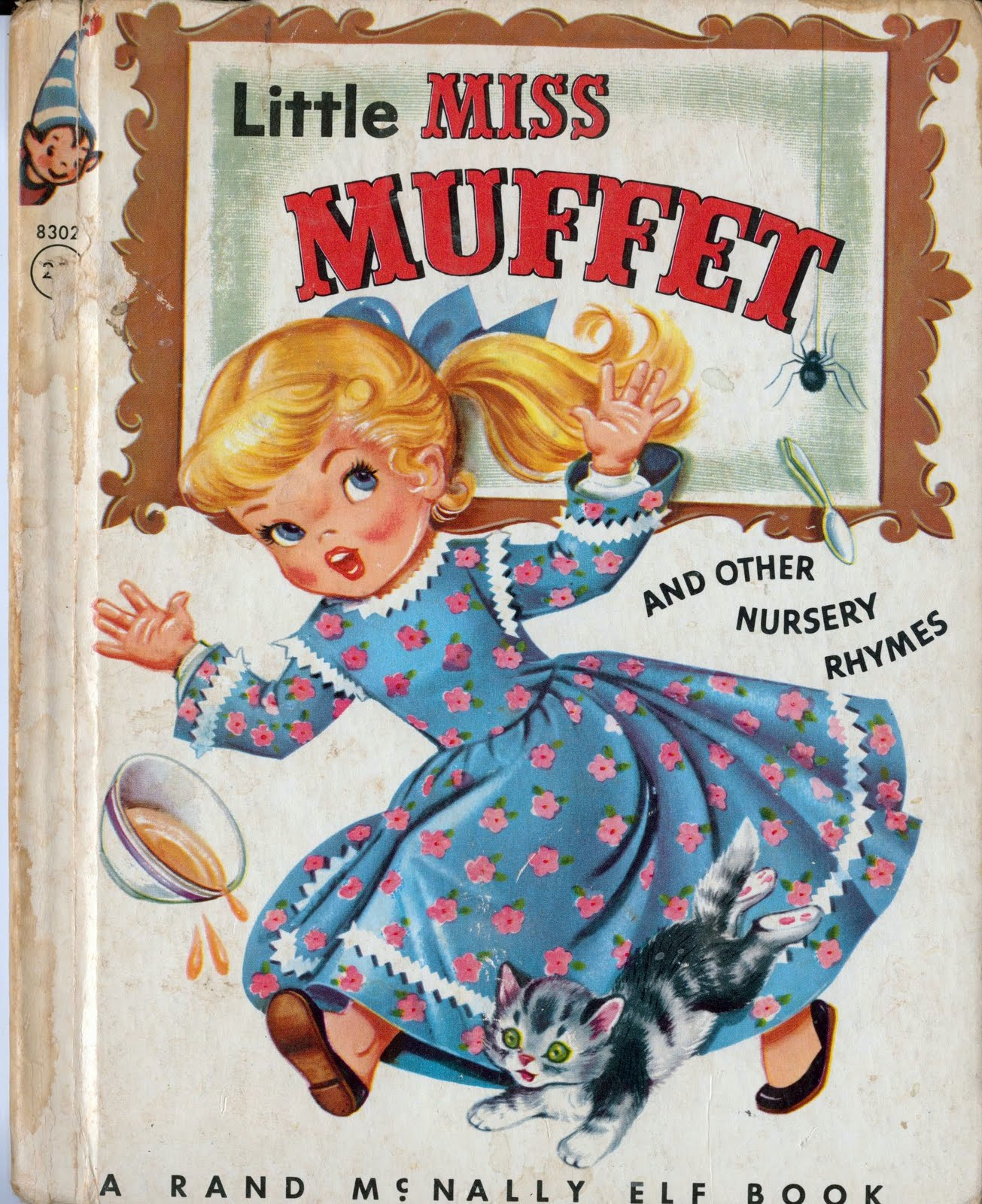 Musings From Kim K Little Miss Muffet And Doll Bed S