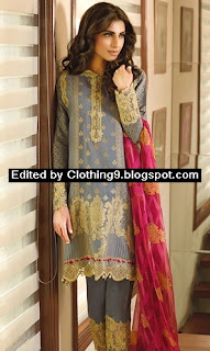 Faraz Manan crescent eid ul adha dresses