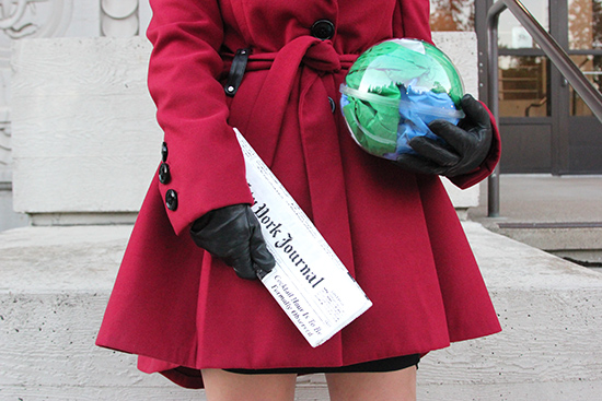 Where in the World is Carmen Sandiego Halloween Costume Cosplay