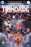 DC Renascimento: Trindade #9