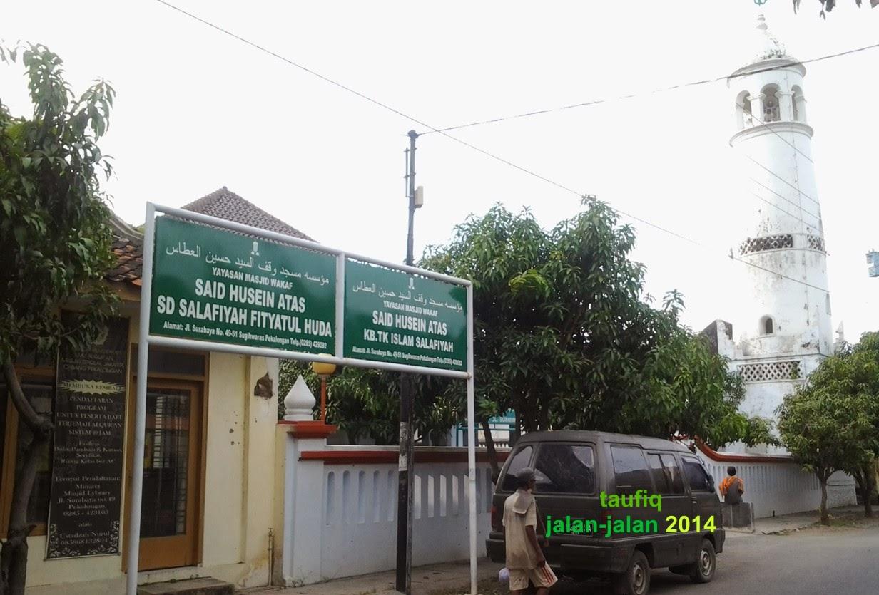 Beberapa Masjid di Kota Pekalongan (02)