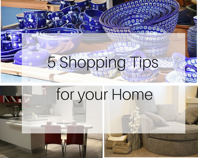 shopping tips, home