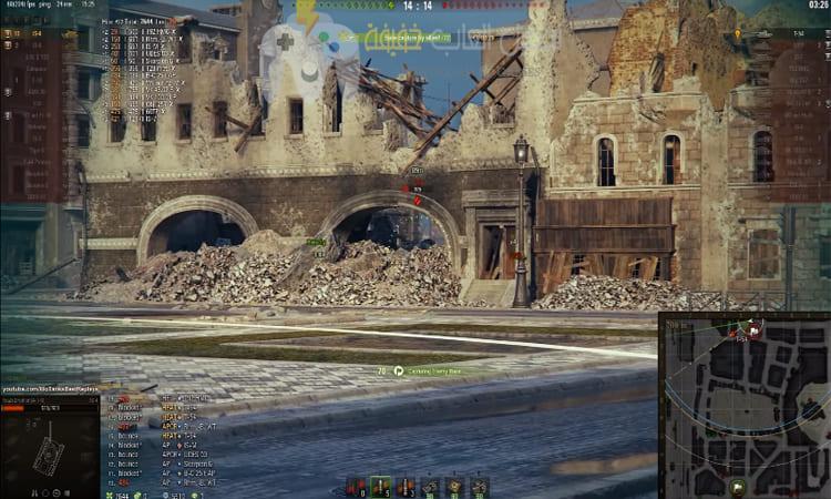 تحميل لعبة World of tanks برابط مباشر