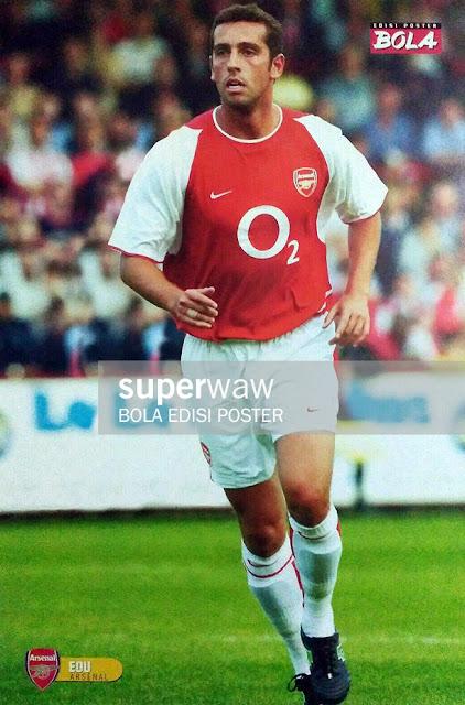 Edu Arsenal Football Player