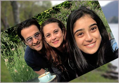 My Daughter is the Defense For My Existence-Manasi Joshi Roy-Bollywood News Poster