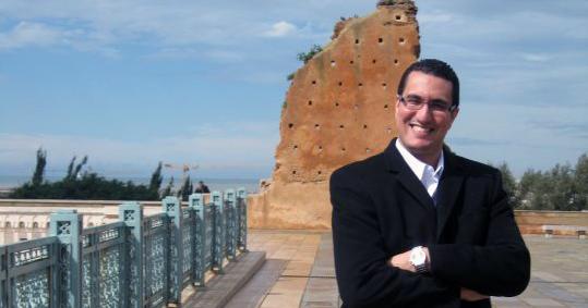 M jid el guerrab candidat la 9 me circonscription des for La 9eme porte