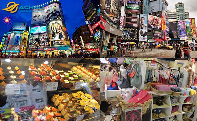 Đài Bắc và những địa điểm du lịch đặc sắc không thể bỏ lỡ