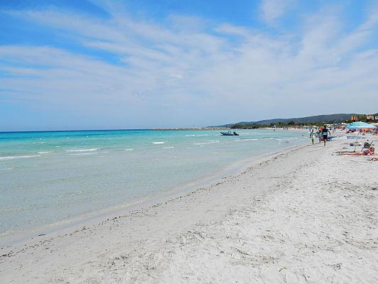 praias san teodoro sardenha