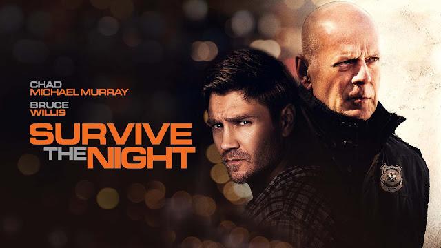 SURVIVE THE NIGHT (2020) FILM SUBTITLE INDONESIA