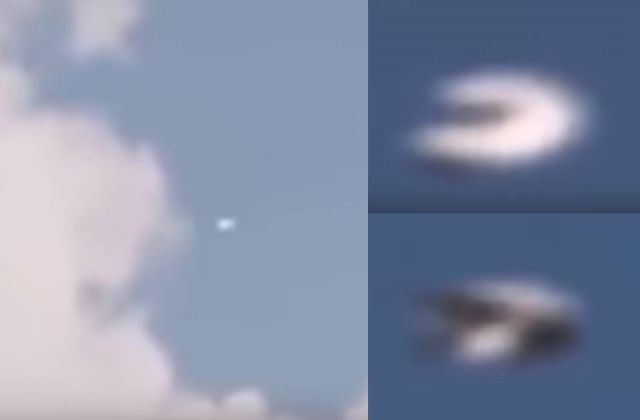 UFO News ~ High Speed Horseshoe UFO Filmed Over France plus MORE Horseshoe%2BUFO%2BFrance